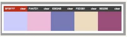 May TIF color scheme