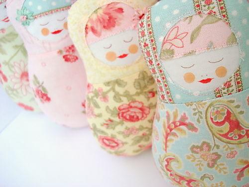 Simplicity dolls