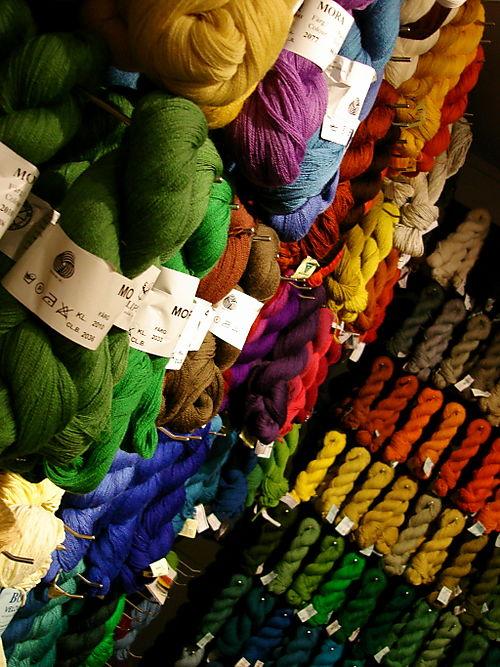 Husfliden yarn