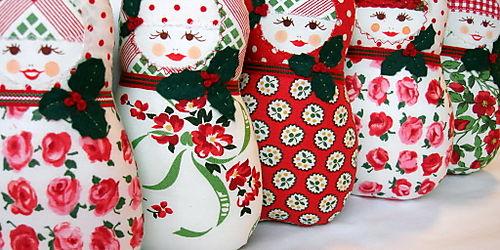 Christmas Babushkas 3