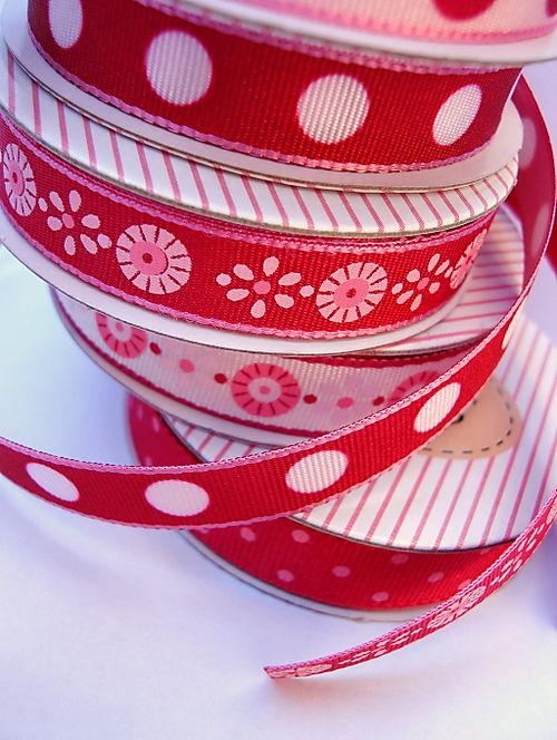 New ribbons