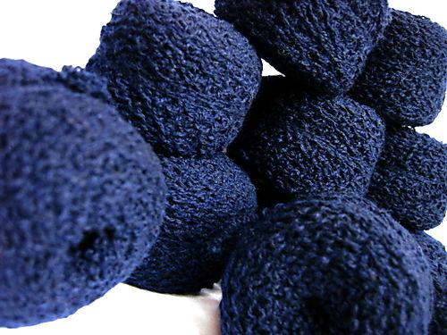 Curly yarn