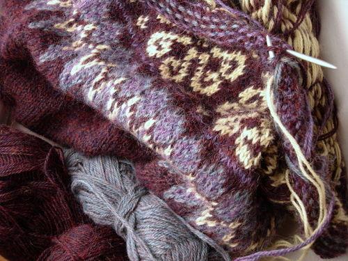 Sweater in progress4