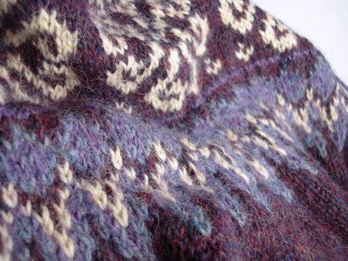Sweater in progress2