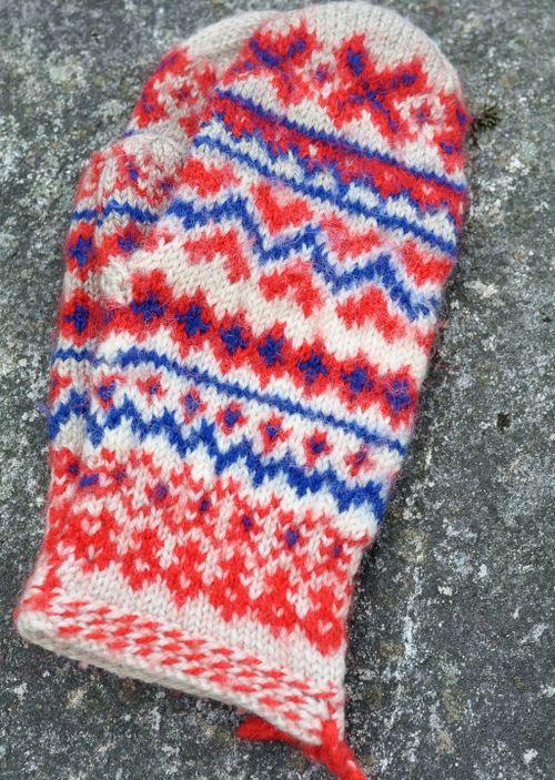 A mittens