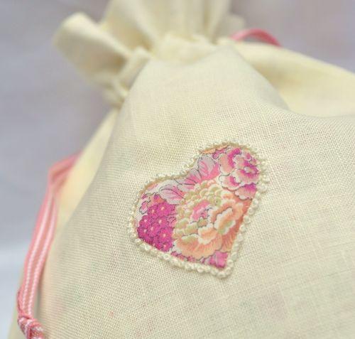 Pink heart bag2