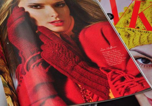 Knitting mag