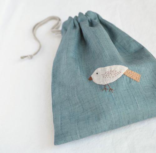Bird bag teal3