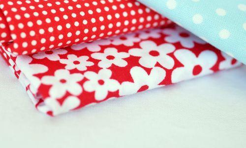 New fabrics reds