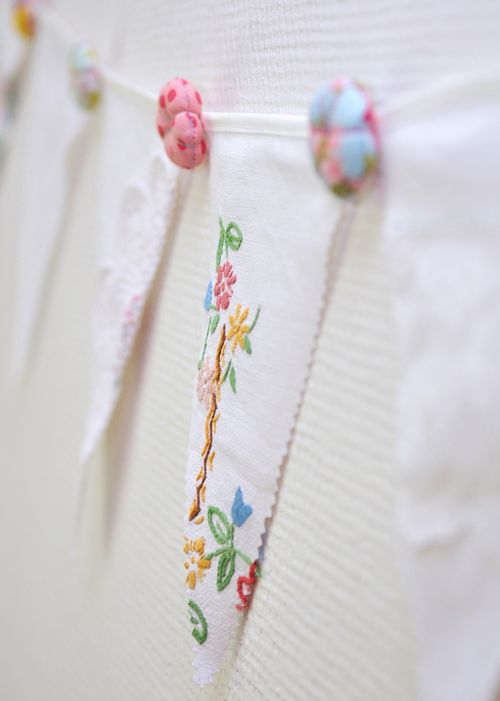 Embroidered bunting2