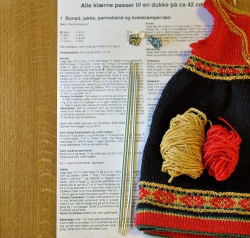 Doll's dress3