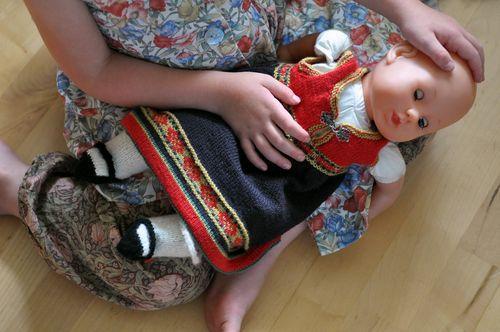 Doll's dress7