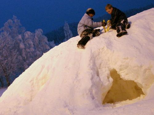 Snow_mountain